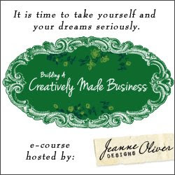 Jeanne Oliver's Creatively Made Business