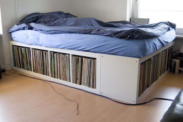 expedit bed frame ikea hackers ikea hackers. Black Bedroom Furniture Sets. Home Design Ideas