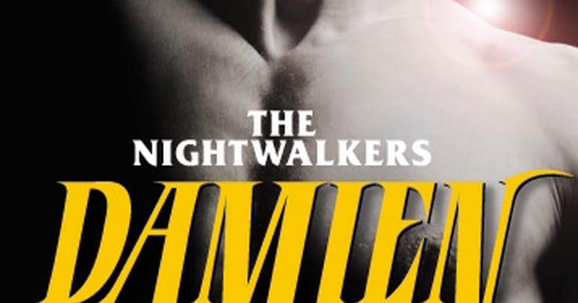 Wrathqueensbooks Damien Nightwalkers Book 4 By Jacquelyn Frank