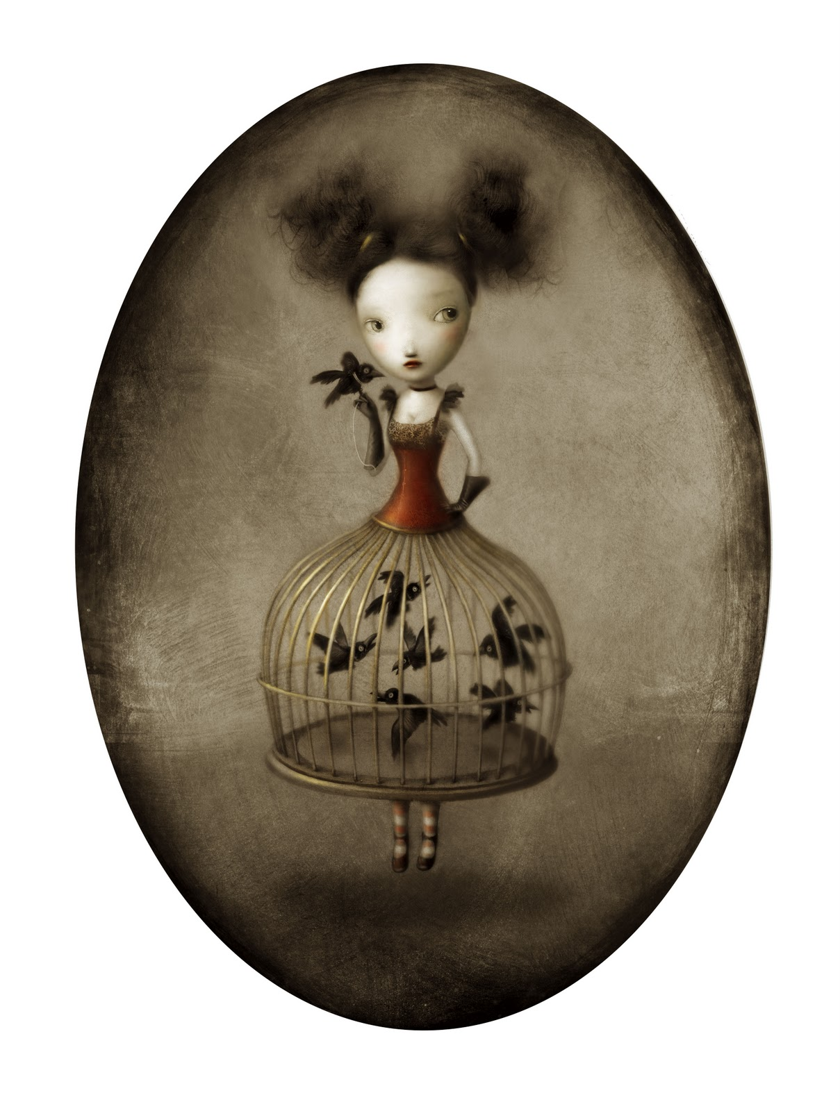 art et cancrelats nicoletta ceccoli
