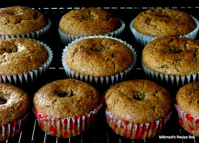 Banana Surprise Muffins