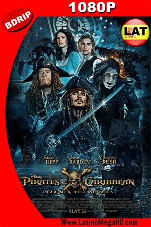 Piratas del Caribe: La Venganza de Salazar (2017) Latino BDRIP 1080P ()