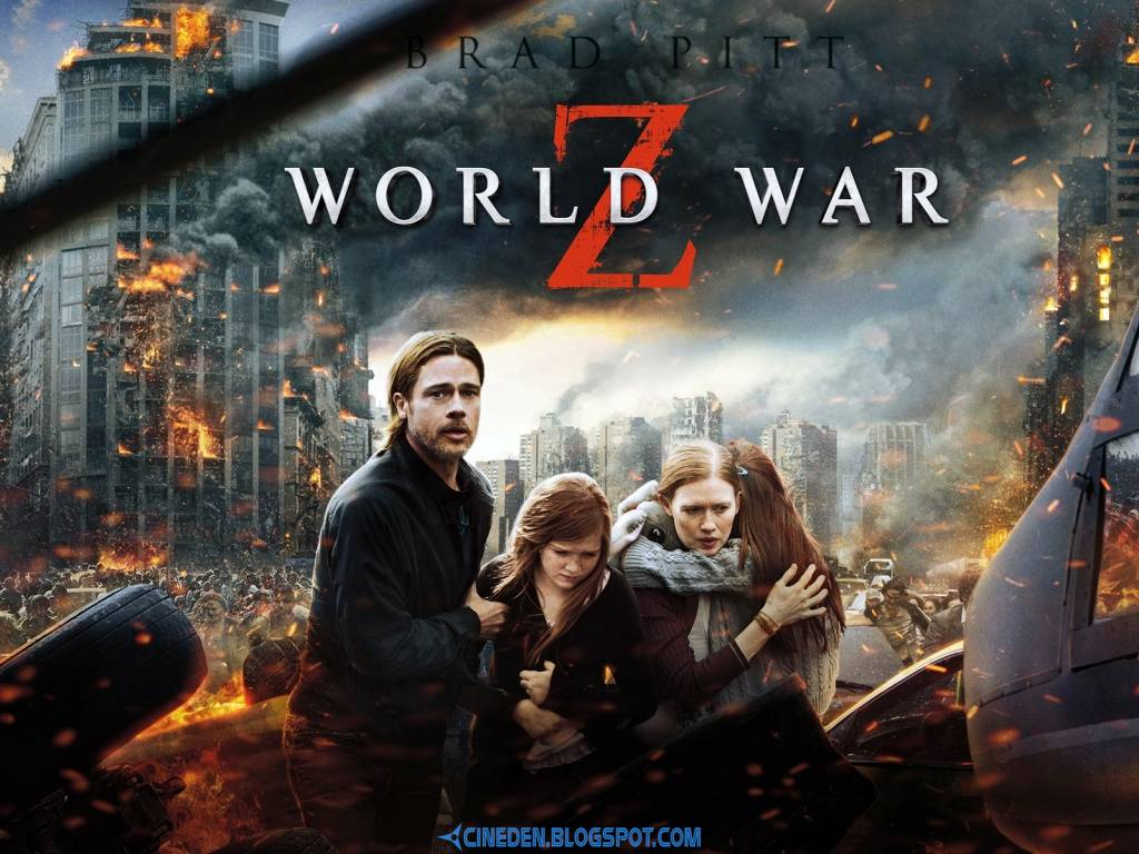World War Z (2013) - English Movie Review