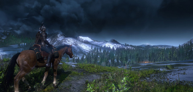 The Witcher 3: Wild Hunt 1080p Footage