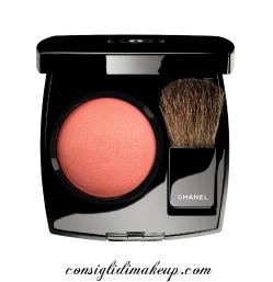nuovo blush chanel collezione primavera 2015