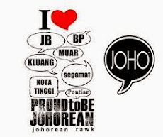 I'm Johorean Blogger