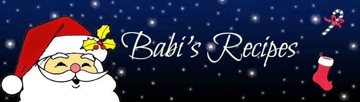 Babi 's Recipes