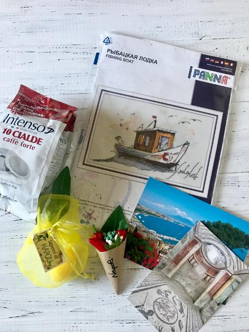 Неапольская конфетка