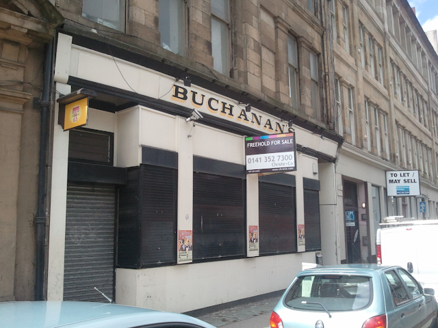 Buchanans, Glasgow