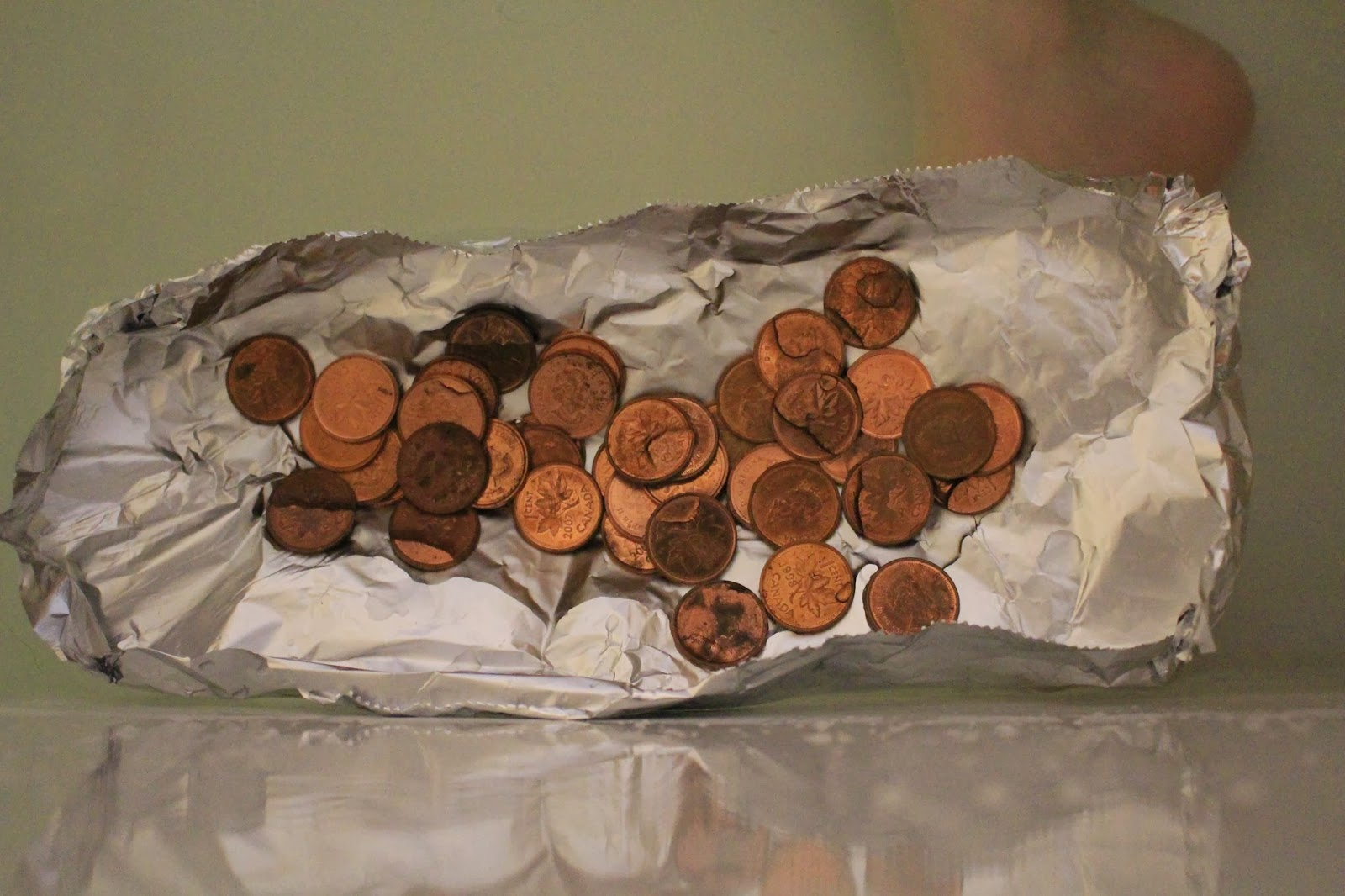 3 Easy Penny Science Experiments For Kids The Usual Mayhem