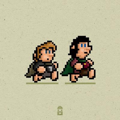 Wallpaper-Hobbits-8-bits
