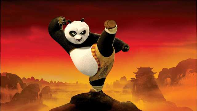 Kung Fu Panda 3 HD Wallpaper