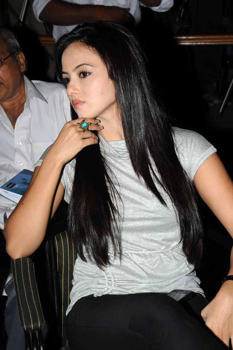 Bollywood Star Sana Khan 2013 images