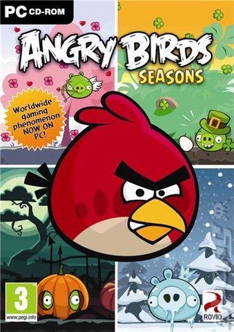 [UP.TO] Angry Birds: Seasons Version 2 [PC]