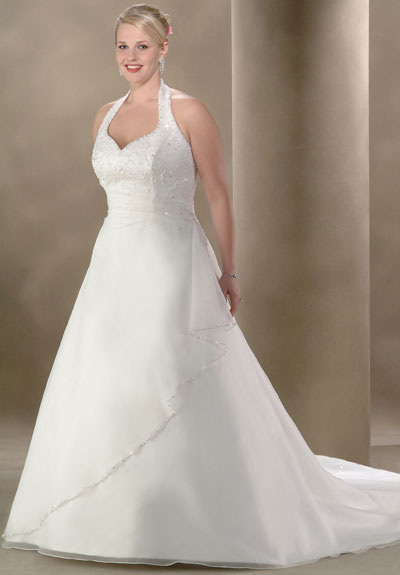 Alternative wedding cheap plus size wedding dresses for Wedding dresses discount online