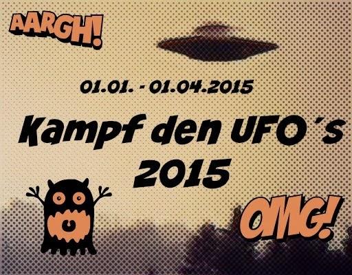 Kampf den UFOs