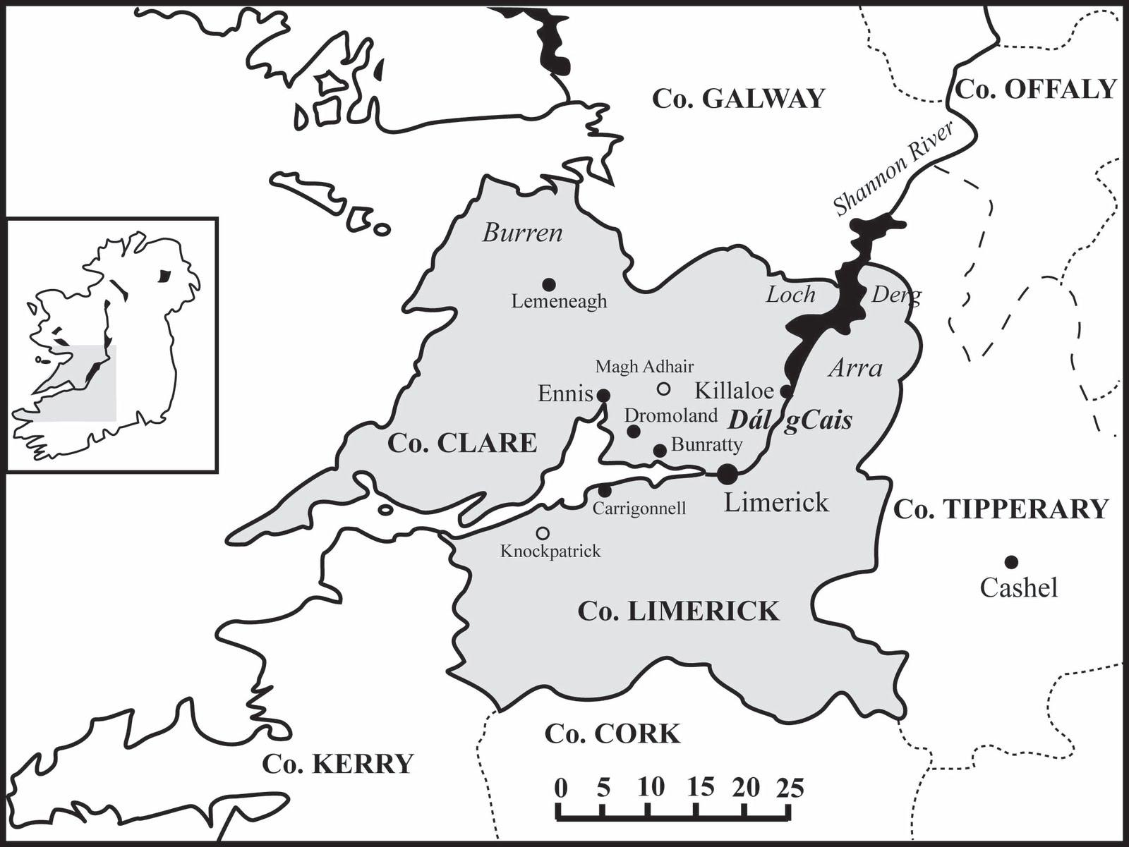 House of brian boru obrien clan heraldry ill 19 thomond northern munster ireland biocorpaavc Images