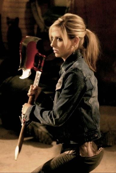 Buffy TOP 10 melhores heroínas da ficção (8 de Março: Dia das Mulheres)