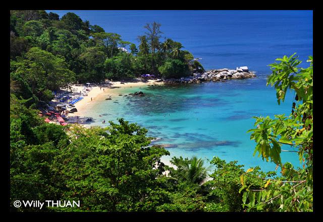 Laem Singh Beach a Phuket