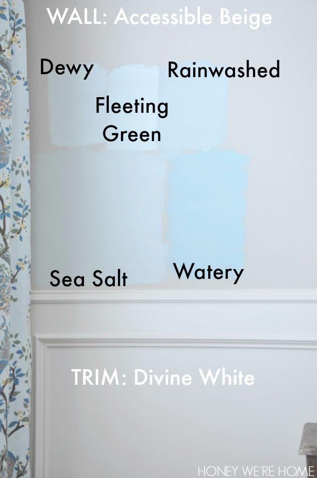 Chalk Paint Sea Salt Grey