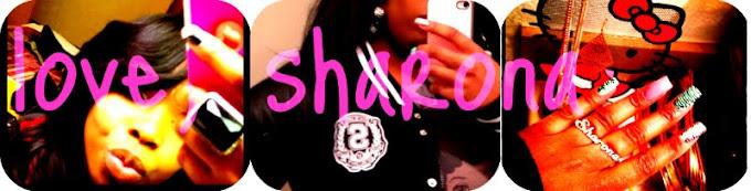 * love, sharona.