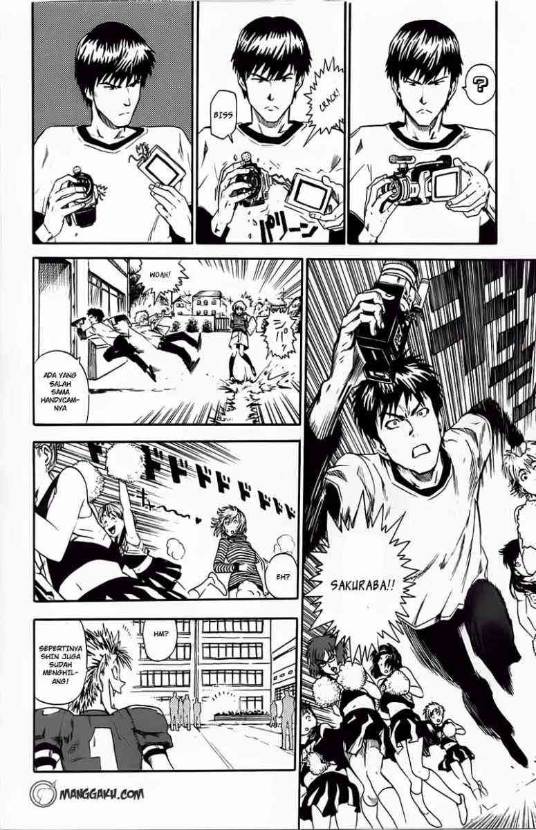 Komik eyeshield 21 006 - mencengkram lapangan 7 Indonesia eyeshield 21 006 - mencengkram lapangan Terbaru 6|Baca Manga Komik Indonesia|