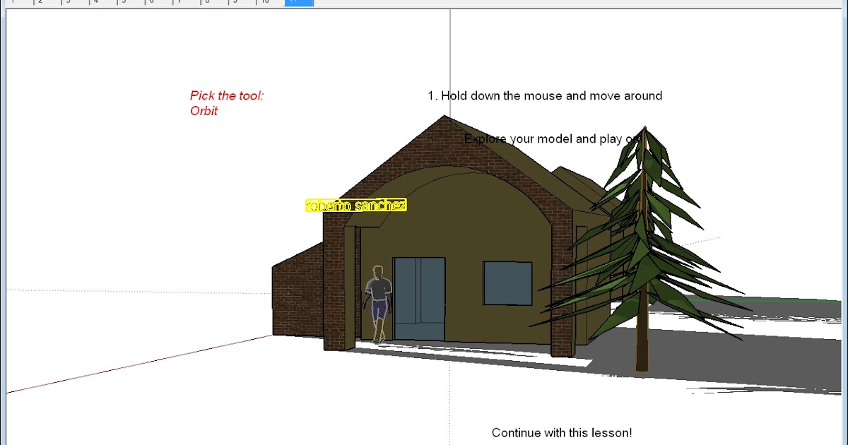 further Simple Sketchup House Design Plans as well Google Sketchup ...