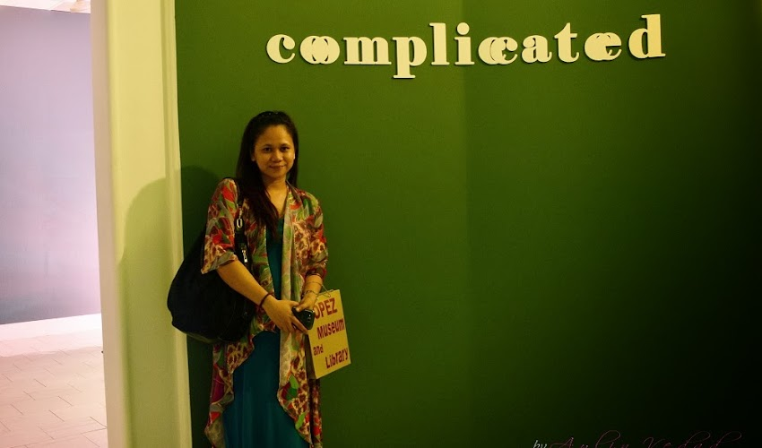 "Lopez Museum & Library: ""Complicated"" Exhibition runs from Feb. 21 to Aug. 2, 2014!"