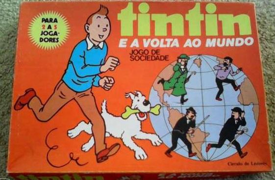 Tintin A Volta ao Mundo