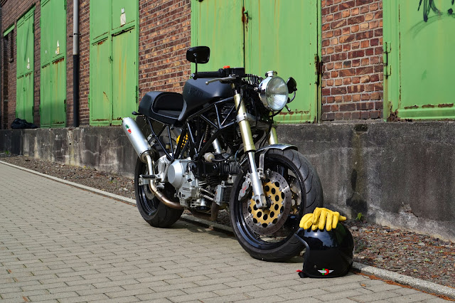 1992 Ducati 900 SS Cafe Racer | Ducati 900 SuperSport Cafe Racer | Ducati 900 SS Cafe Racer | Ducati Cafe Racer | Ducati Cafe Racer parts | Ducati Cafe Racer for sale