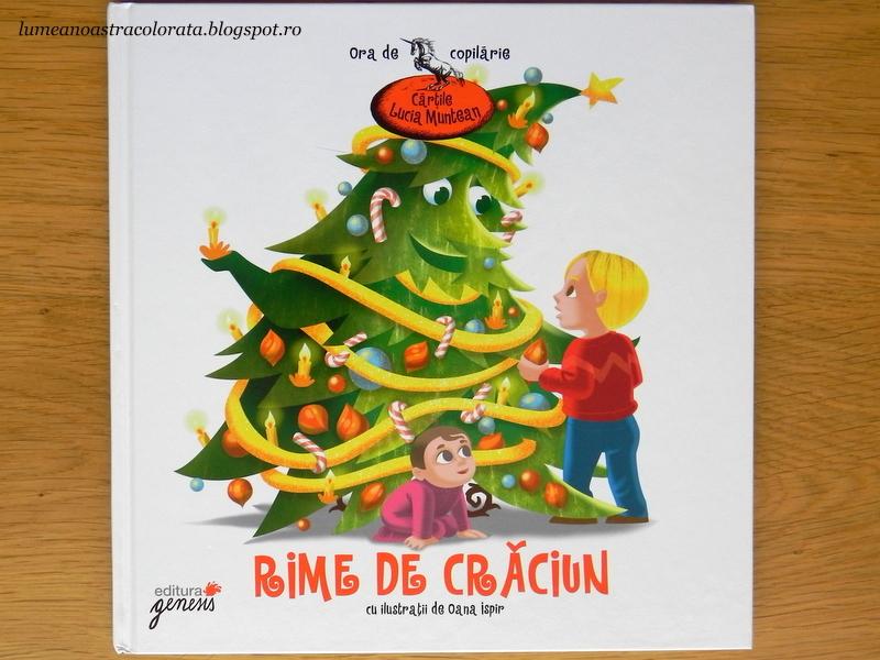 Rime de Crăciun de Lucia Muntean
