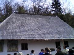 Biserica GRUSETU, comuna Costesti, judetul Valcea