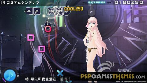 hatsune miku project diva 2 psp download