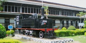 Berwisata Di Museum Kereta Api Ambarawa