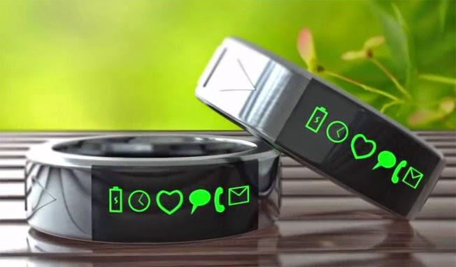 O surpreendente Mota SmartRing: anel que se conecta ao celular