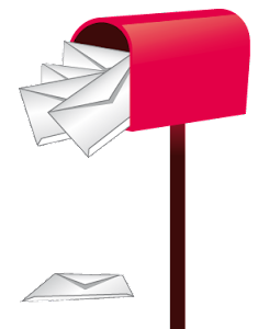 Si me quieres mandar un correo