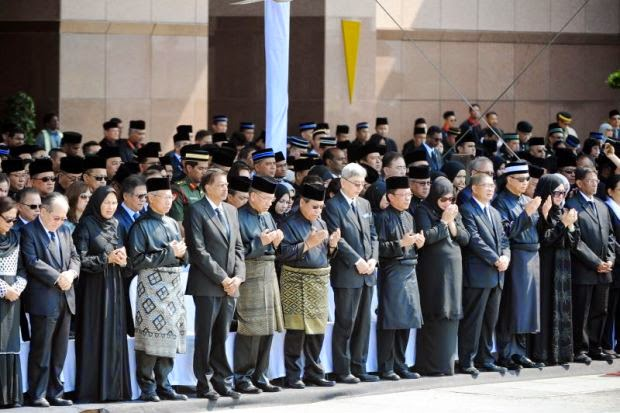 Najib Minta Seluruh Rakyat Malaysia Bersatu Dalam Hiba