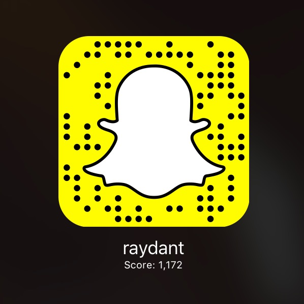 Snapchat!│raydant