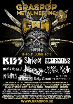 FM at Graspop Metal Meeting 2015
