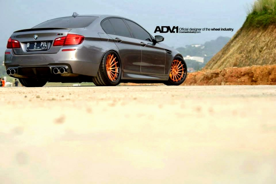 ADV15TSSL BMW F10 M5 By ADV.1 Gallery