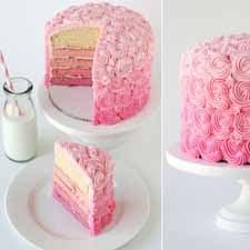 foto ombre cake 3