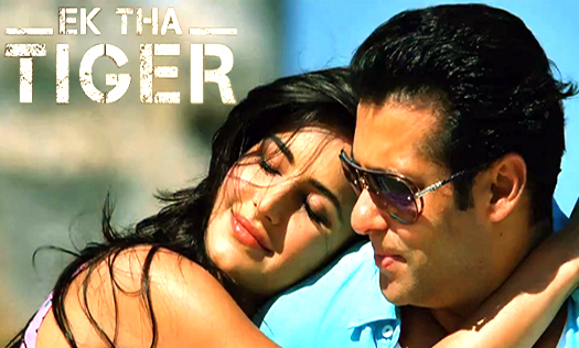 Ek Tha Tiger - 5 Day Weekend Box Office Collection