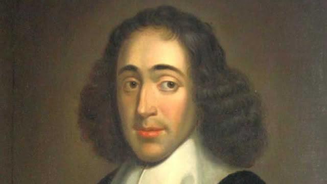 Spinoza riassunto