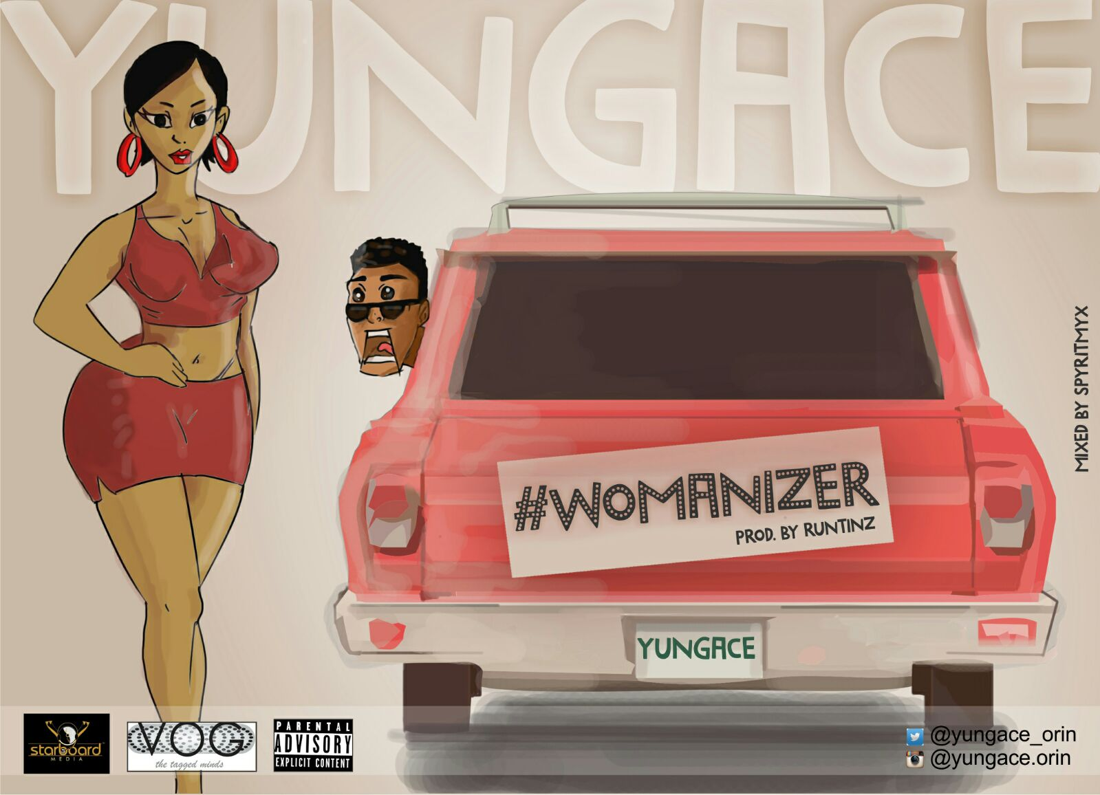 MUSIC: WOMANIZER – Yung Ace