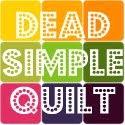 Dead Simple Quilt QAL