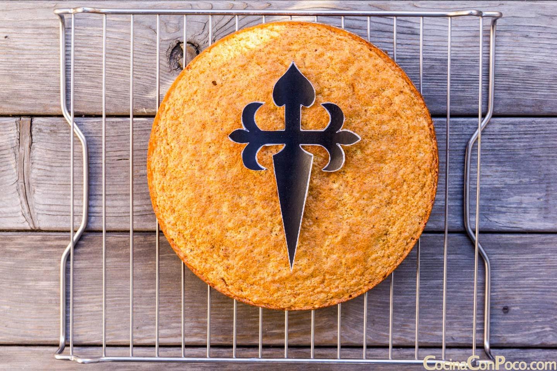 Tarta de Santiago - Receta tradicional paso a paso