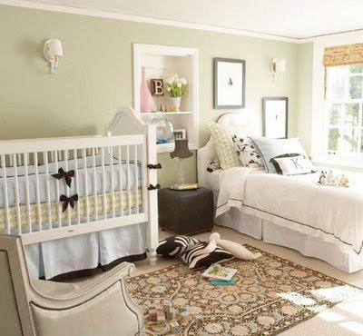 Unisex Nursery Decorating Ideas - Kitchen Layout and Decorating Ideas