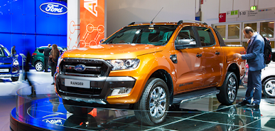 Το Ford Ranger Ranger Wildtrak