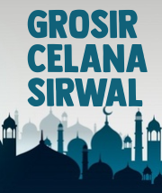 Grosir Celana Sirwal