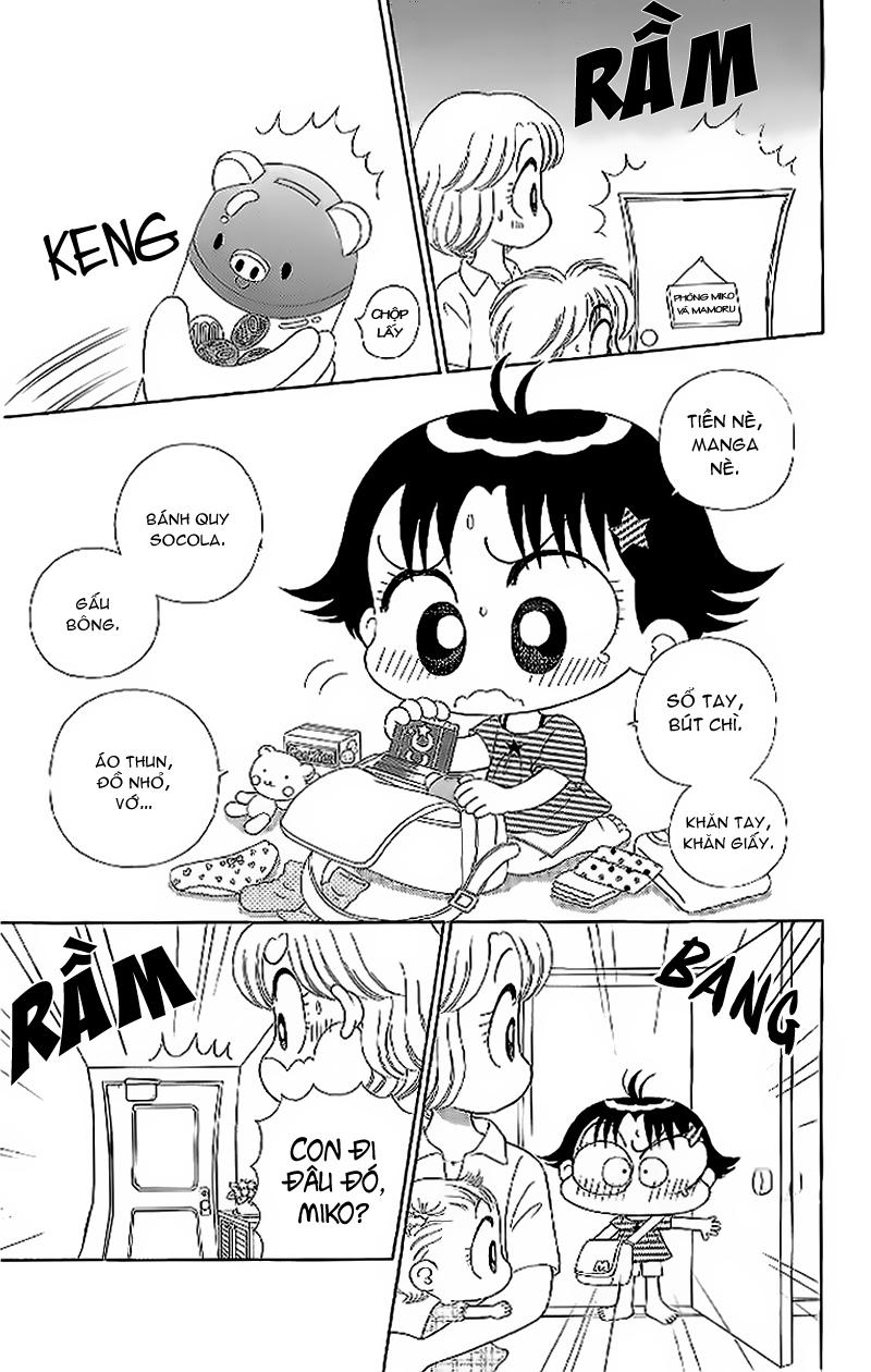 Kocchi Muite! Miiko chap 12 - Trang 7